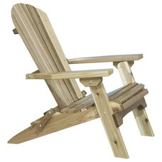 Rustic Adirondack Chairs by Beyond Stores