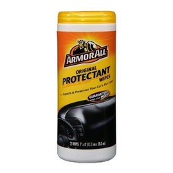 ARMOR ALL - ARMOR ALL ORIGINAL PRWIPES 6/25CT - CAT: Chemicals & Janitorial Supply Chemicals Auto Care