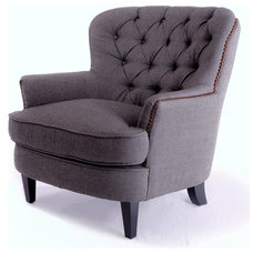 Traditional Armchairs And Accent Chairs by Amazon