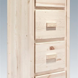 Rustic Filing Cabinets: Find Vertical and Lateral File Cabinet Designs Online