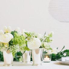 Houzz Products: A Beautiful Backyard Wedding Party