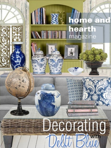 Traditional  by home and hearth magazine online
