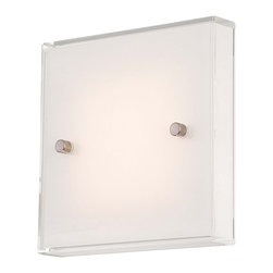 George Kovacs - George Kovacs P1141-084-L Led Wall Sconce - George Kovacs P1141-084-L Led Wall Sconce