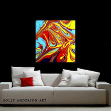 Modern  by Holly Anderson Fine Art