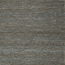 Jaipur Rugs - Natural Solid Pattern Hemp/Jute Blue Woven Rug - CL06, 3.6x5.6 - The popular Calypso Collection is proof that simplicity is a wonderful approach to decoration. Crafted of natural jute, each rug is expertly woven by hand to our impeccable standards of quality for a relaxed feel of comfort. In rich colors ranging from eye-catching jewel tone to highly functional neutrals, the Calypso Collection will add texture and dimension wherever it is placed.
