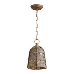 Cyan Design - Rusto One Light Pendant - Small - Small rusto one light pendant - rustic