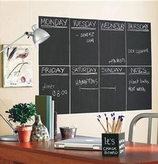 modern bulletin board by Lillian Vernon