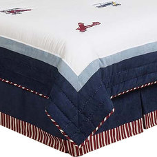 Contemporary Bedskirts by Tiny Totties