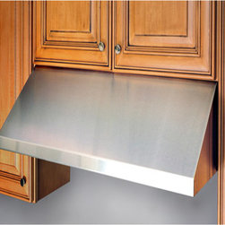 Kobe - Kobe Premium CH-179 Series 48-inch Under Cabinet Range Hood - The Kobe Premium CH-179 Series 48-inch Under Cabinet Range Hood is equipped with a 720 CFM motor, four-speed electronic controls, baffle filters, halogen lights, top round exhaust and a 30-second delay shut-off. The hood is quality stainless steel.