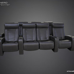 Cineak NERO Luxury Seats. - ALL LEATHER LUXURY AND COMFORT