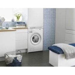 """Asko Line Series W6424W 24"""" Front Load Washer - 24"""" Classic Family Size Front Load Washer"""