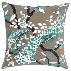 contemporary pillows by DwellStudio