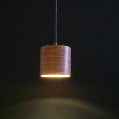 Small Dark Brann Lighting -