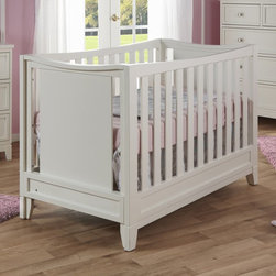 Pali Designs - Pali Designs Treviso Forever Crib - 1599-WH - Shop for Cribs from Hayneedle.com! If the Pali Designs Treviso Forever Crib is truly a forever crib it's going to require more than simple reconfigurations to account for mattress size. Fortunately quality craftsmanship and intelligently exquisite design are there to help back up that claim. First things first: it does have to grow with your child. Able to convert to a toddler bed then to a day bed and finally to a full bed headboard and footboard this crib makes good on not making you need to purchase a new bed at each stage of your child's development. Being able to help your little one through those transitions with the same bed makes growing up a lot less painful for you and for your child. The crib is one of your tike's first personal spaces and holding on to that gives your child a sense of comfort and stability when everything else seems to be changing.And with quality construction and a tastefully classic design that your child will grow to appreciate more and more rather than simply grow out of this crib can truly be embraced by your child as a forever bed. This crib and bed design is inspired by the beautiful Italian town of Treviso just outside Venice. Filled with charming canals and ancient walls rising above outdoor cafes and piazzas this town is a treasure of traditional Italy that nevertheless has a modern feel reflected in its fashion houses and contemporary culture. This crib too beautifully blends the traditional with the contemporary for a fashionable feel that is as appropriate for an infant as it is for an adult.And more than just looks this crib as with all of Pali Design's pieces uses sustainable resources in the construction. All the solid substrates are sustainably harvested from forests in Europe New Zealand and Southeast Asia because no furnishing can truly call itself lasting if it does not also take care of the world in which it is conceived.About PaliFor Pali the process of de