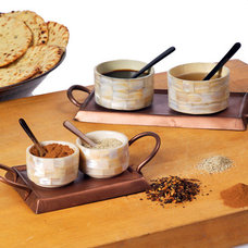 Mediterranean Serving Dishes And Platters by Iron Accents