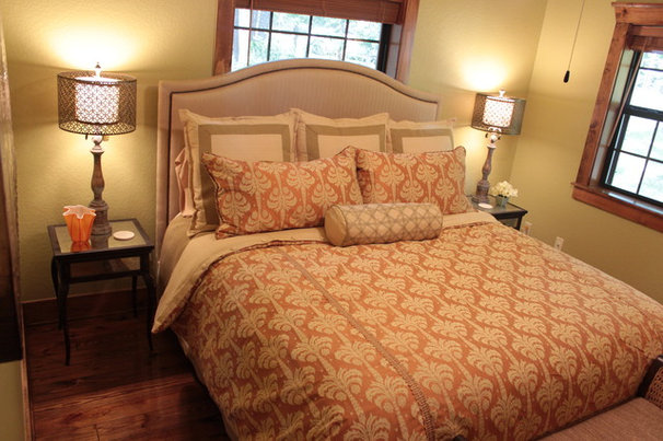 Traditional Bedroom by Baker Design Group