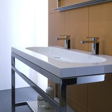 Bathroom Vanities And Sink Consoles by WETSTYLE