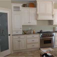 Traditional Kitchen Islands And Kitchen Carts by Dowling Custom Homes Inc