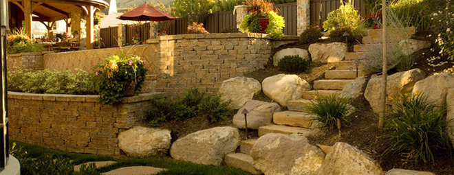 Firepits by Decorative Landscaping