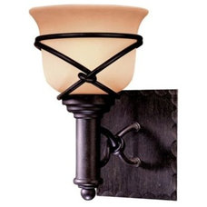 Wall Sconces Aspen II Wall Sconce No. 5971 by Minka-Lavery