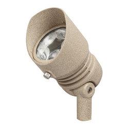 Kichler - Kichler 16006-30 LED 12 Volt 6.5 Watt 10 Degree 3000K Outdoor Spot Light - Product Features: