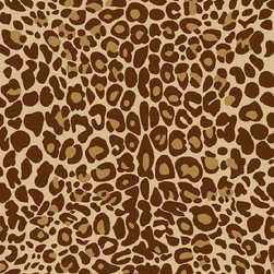 "Infinity Home Source - Kings Court Leopard Gold 2' x 3'3"" Infinity Home Area Rug (0011) - Rich jewel tones brighten your space while a looped nylon pile means your rug won't shed and is easy to clean, even machine washable. This machine made rug has a highly resistant low pile and non-skid rubber backing, giving you a longer lasting product. With the King's Court Collection you can spend more time enjoying your palace and less time waiting for the cleaners."