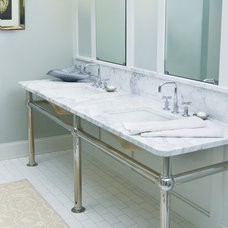 Traditional Bathroom by Blackman Plumbing Supply