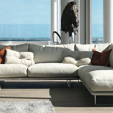 Beach Style Sofas by SCH Interiors by Design LTD