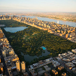 Magic Murals - NYC Central Park Glowing Wallpaper Wall Mural - Self-Adhesive - Multiple Sizes - - NYC Central Park Glowing Wall Mural