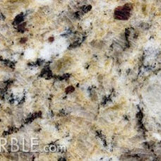 New Venetian Gold. Granite color selection for countertops