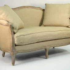Traditional Loveseats by Candelabra