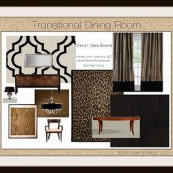 E-Decorating Decor Idea Board - InBox Decorations   E-Decorating Projects
