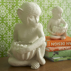 Eclectic Statues & Figurines by Organize