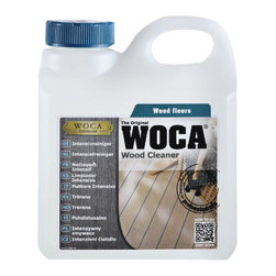 Woca Denmark - Woca Wood Cleaner 1 liter - Coverage: Approx. 2,000 sq. ft. / liter