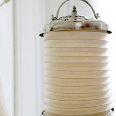 Eclectic Pendant Lighting by Task