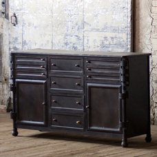 Traditional Dressers by Iron Accents