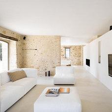 casa olivi: by Hannes Henz