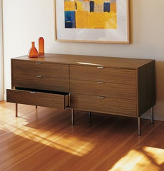 contemporary dressers chests and bedroom armoires by Design Within Reach