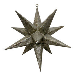 Silk Plants Direct - Silk Plants Direct Moravian Star Ornament (Pack of 1) - Pack of 1. Silk Plants Direct specializes in manufacturing, design and supply of the most life-like, premium quality artificial plants, trees, flowers, arrangements, topiaries and containers for home, office and commercial use. Our Moravian Star Ornament includes the following:
