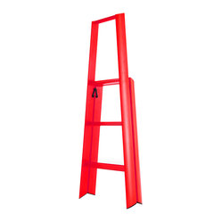 Metaphys - Lucano Step Stool Red
