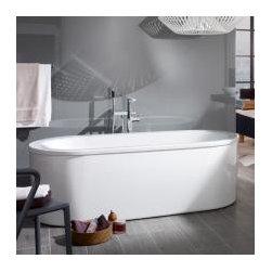 villeroy boch loop friends duo freistehende ovale badewanne wei. Black Bedroom Furniture Sets. Home Design Ideas