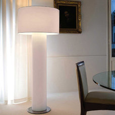 Modern Floor Lamps Orion Designer Floor Lamp By Cattelan Italia