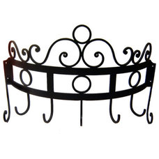 Transitional Pot Racks And Accessories by Carolina Rustica