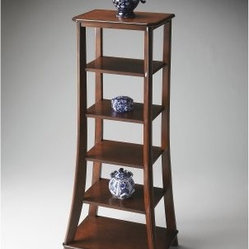 Butler Steeple Etagere - Plantation Cherry
