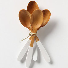 Contemporary Cooking Spoons by Anthropologie