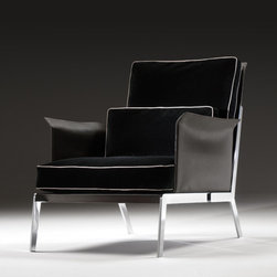 Armchairs - Happy Hour armchair by Flexform
