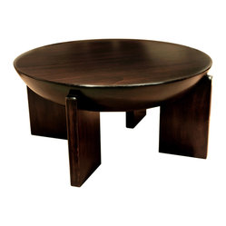 Giza Drum Coffee Table