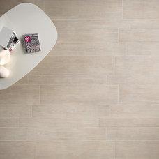 Contemporary Floor Tiles by La Tuilerie