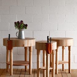 Butcher Block Tables -