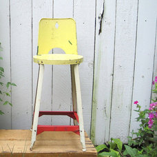 Eclectic Kids Chairs by oh, hello friend